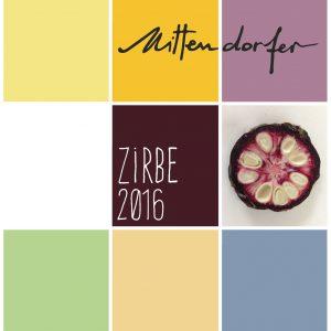 Zirben Schnaps 2016