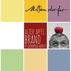 Alter Apfel Brand